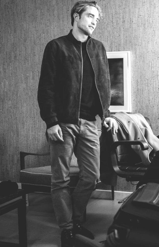 Robert Pattinson Late Night 2019