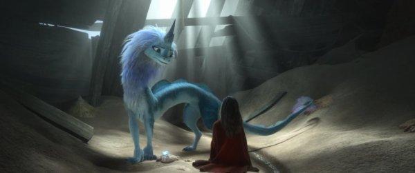 #Cinéma: J'ai vu Raya and the Last Dragon sur Disney+