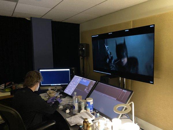 #Cinéma: Matt Reeves a dévoilé une image de Batman le 19 septembre