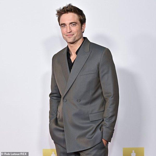 Robert Pattinson a vu une partie du film de The Batman