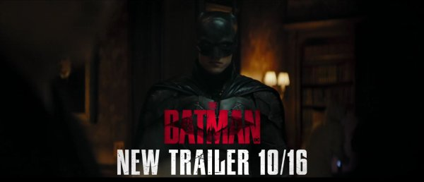 #Cinéma: le nouveau trailer de The Batman sera en ligne le...