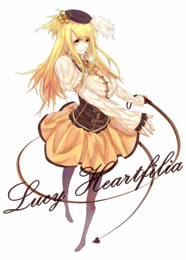 0.s~ L.H ~ ♡ Nalu-Gruvia-Jelza-Gale-♡  Partie-1-------  /!\ O.S/ en attendant mon prochain chapitre /!\  Je suis Lucy , je suis le mal , le diable en personne je vie dans une grande demeure situé à plus de cinq cent kilomètres de Fiore  , mes parents sont mort donc je vie seul avec plusieurs ... Domestiques et  tout  J'ai dix sept ans et je vais aller cette année dans le lycée ''Fairy-Academy'' ... Je déménage enfin   ♡♡♡♡♡♡♡♡♡♡♡♡♡♡♡♡♡♡♡♡  5:00 - Demeure Heartfilia -  Après mettre lavée je mis un jeans slim noir , des ballerines bleue ciel   Un t-shirt bleu pâle je pris ma veste mon sac et partie de la maison .  ♡ ~ Message de Lucy à Kana  T'es où ?  ♡ ~ Message de Kana à Lucy   Tes ouf de m'text mtn ou koi lâ !!!  Toujours aussi kikolol pensa Lucy   ♡~ Message de Lucy à Kana   Ferme-la et bouge ton gros cul  Je pense que tu connais mieux ce lycée que moi ! Je t'attend mais me fais pas attendre ! Je t'attend  Devant le -parc   ♡~ Message de Kana à Lucy  Quèeeeĺ parc ??  Yen à quinze mille à Magnolia !  ♡~ Message de Lucy à Kana  Le Happy-parc je crois c'est écris  Alors bouge toi !  ♡~ Message de Kanna à Lucy  Ok ok !!!!   🎶🎶🎶🎶🎶🎶🎶🎶🎶🎶🎶🎶  Après avoir écouté quinze mille chanson je vis une conne s'avançant  lentement vers le parc   - Bouge toi ! lui criai je   J'étais là depuis cinq heure trente il était 7h20 j'allais la tuer ...  - Je suis là , on y va me dit elle d'une voix faible  - Ouais Dis-je moin enthousiaste Qu'elle   Après quelque minute de marche on était arriver  devant le lycée des fées  Sa n'avait pas encore sonner les portes était fermer donc nous , nous sommes assise sur un banc je pouvais lire sur une mini plaquette en argent << C'est un lycée , mais ce lycée a étais ensorceler par de la poudre de fées  , tu ne crois pas au fée ni aux compte de fée mais au lycée des fées tu peu croire à tout sa  M. >>  =+=+=#%^^>~|+!\+!|¥! DRIIIINNG  La sonnerie me tira de ma rêverie  J'allais enfin voire si c'étais vrais   - aller Kana on y va  - ouais   Nous étions ar