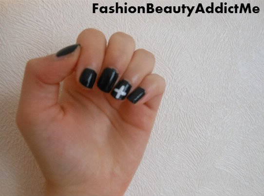 Nail art : Manucure rock !