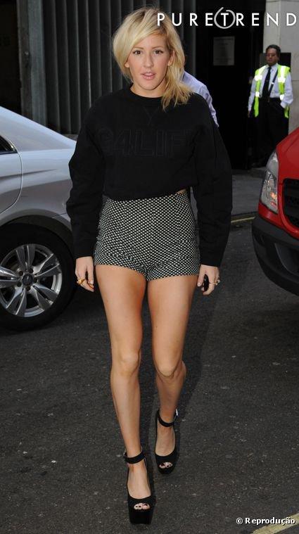 Imite ta star : Ellie Goulding