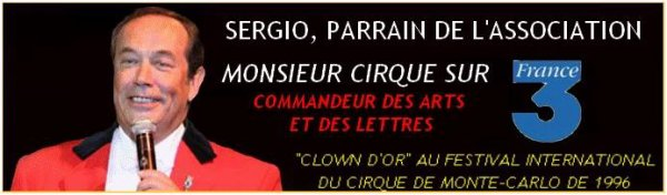 6430 - UN MESSAGE DES CIRCOPHILES DE FRANCE