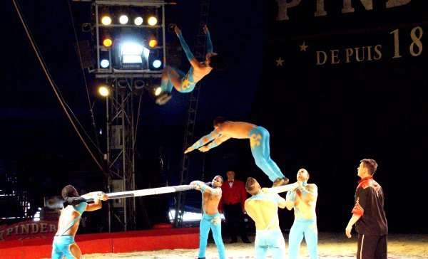 PINDER 2012 : LE SPECTACLE (3)