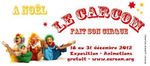 6613 - LE CARCOM FAIT SON CIRQUE