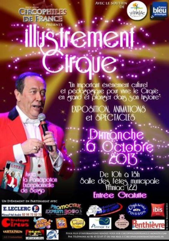"""ILLUSTREMENT CIRQUE"""
