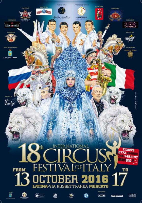 CIRCUS FESTIVAL OF ITALY