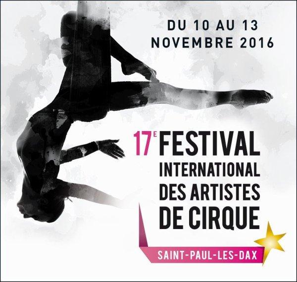 FESTIVAL DES ARTISTES DE CIRQUE DE SAINT PAUL LES DAX