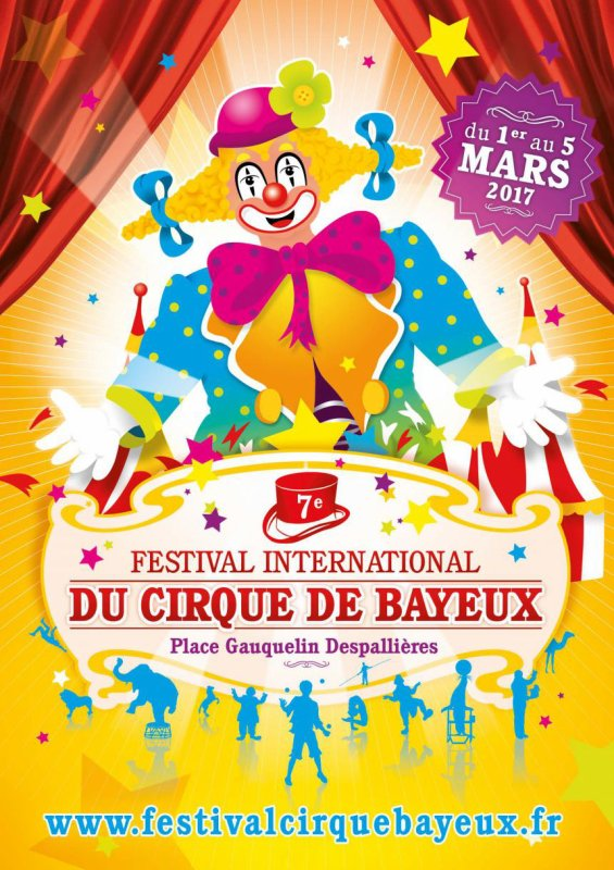 FESTIVAL DU CIRQUE DE BAYEUX