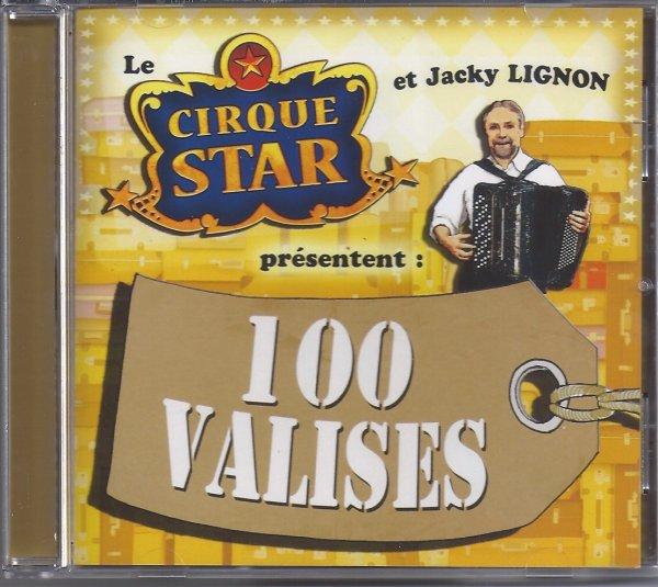 "CIRQUE STAR : ""CENT  VALISES"" 12"