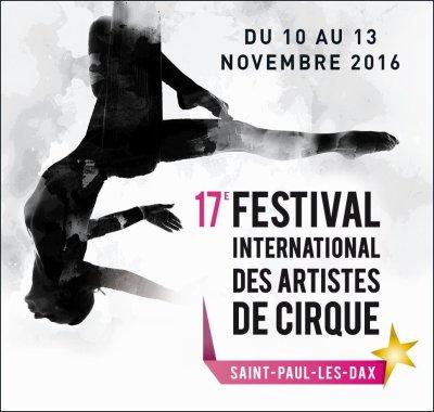 FESTIVAL DES ARTISTES DE CIRQUE DE SAINT-PAUL-LES-DAX