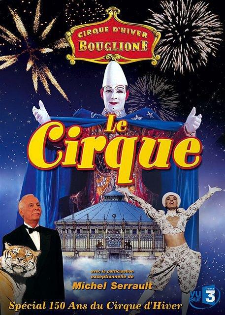 DVD CIRQUE D'HIVER BOUGLIONE