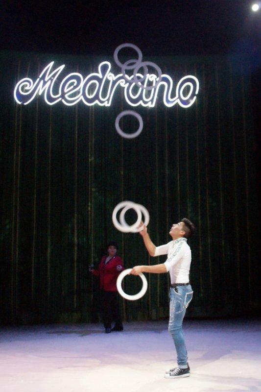 CIRQUE MEDRANO : KING-KONG 18