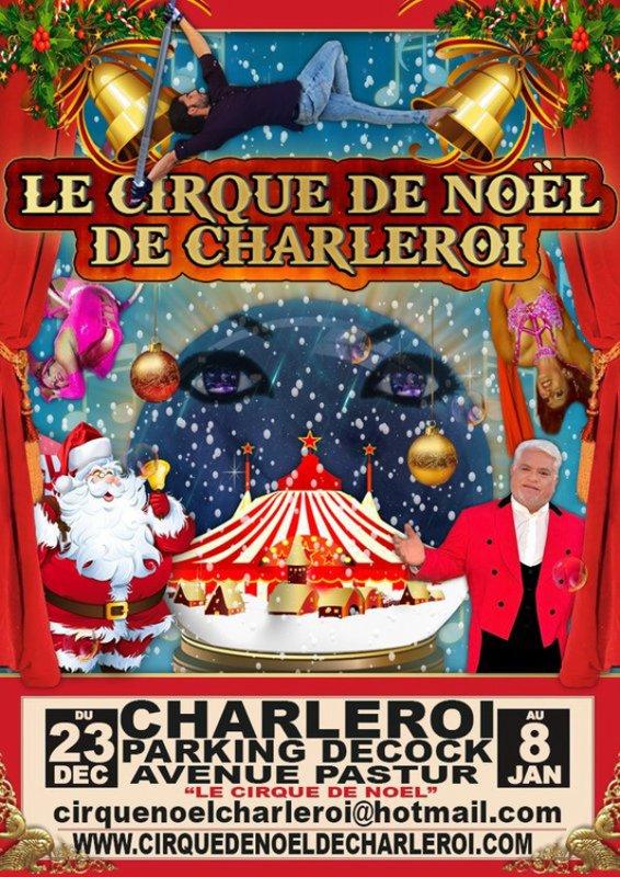 CIRQUE DE NOËL DE CHARLEROI