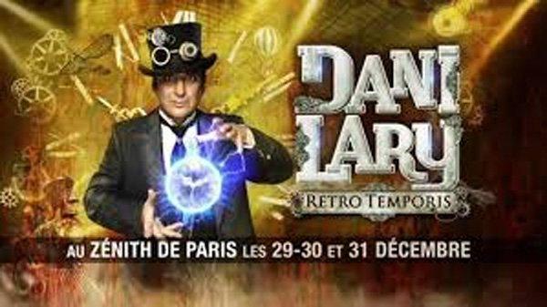 DANI LARY AU ZENITH DE PARIS