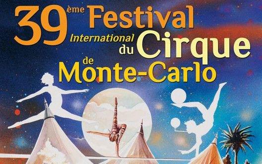 39ème FESTIVAL DU CIRQUE DE MONTE-CARLO