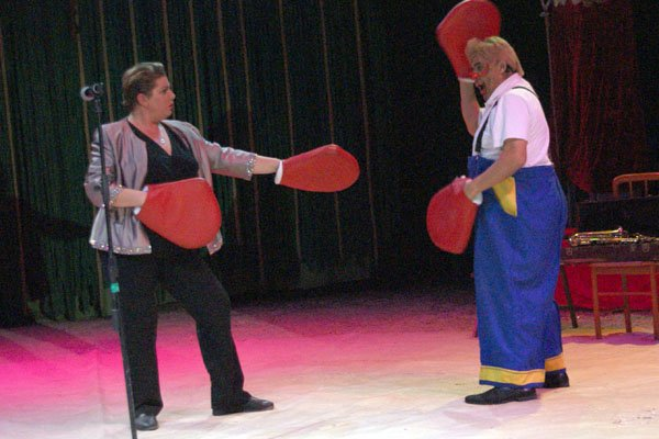 CIRQUE MEDRANO : KING-KONG 30