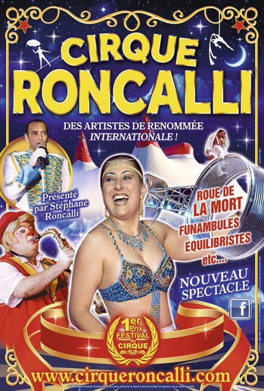 CIRQUE RONCALLI - FRANCE