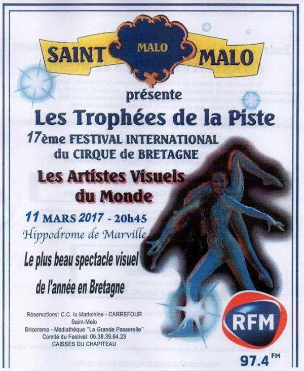 FESTIVAL INTERNATIONAL DU CIRQUE DE BRETAGNE