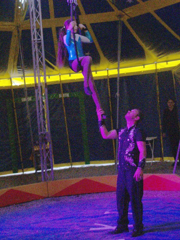 CIRQUE MAXI : LE SPECTACLE 07
