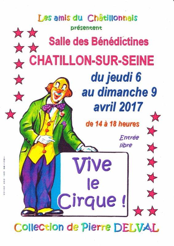 EXPOSITION À CHATILLON SUR SEINE