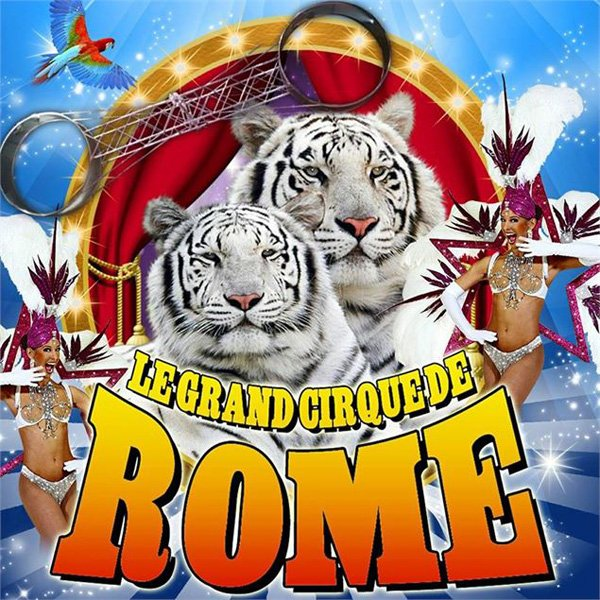 LE GRAND CIRQUE DE ROME