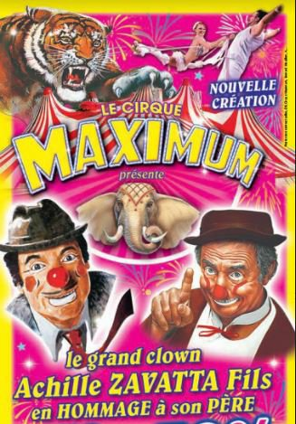CIRQUE MAXIMUM À MAÎCHE