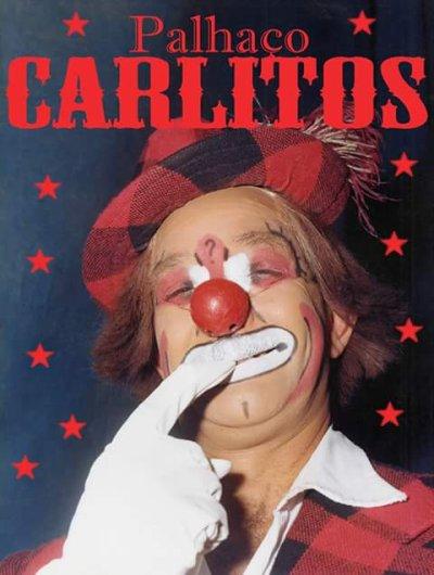 "CARNET NOIR : LE CLOWN PORTUGAIS ""CARLITOS"""