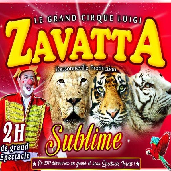 CIRQUE LUIGI ZAVATTA