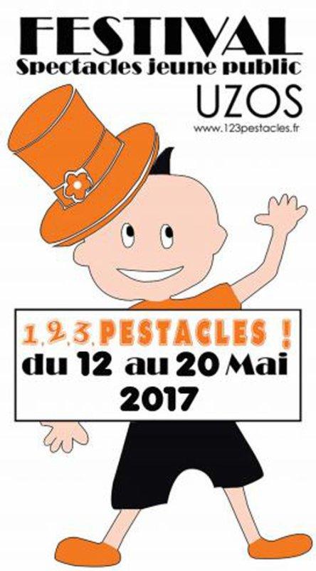 FESTIVAL 1, 2, 3 PESTACLES !