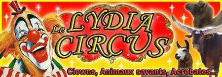 LYDIA CIRCUS EN FRANCHE-COMTÉ ET EN RHÔNE-ALPES