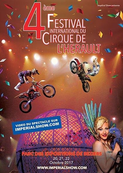 7ème FESTIVAL INTERNATIONAL DE CIRQUE DE CORSE