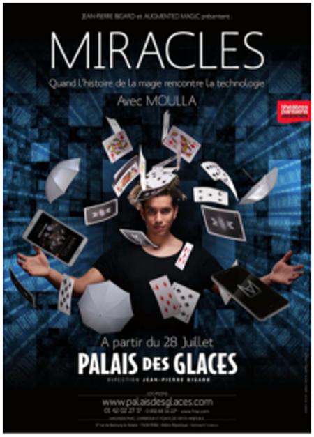 """""""MIRACLES"""" AU PALAIS DES GLACES"""