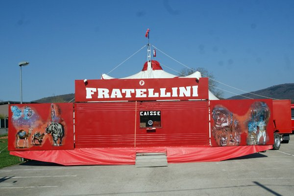 CIRQUE PASCAL FRATELLINI