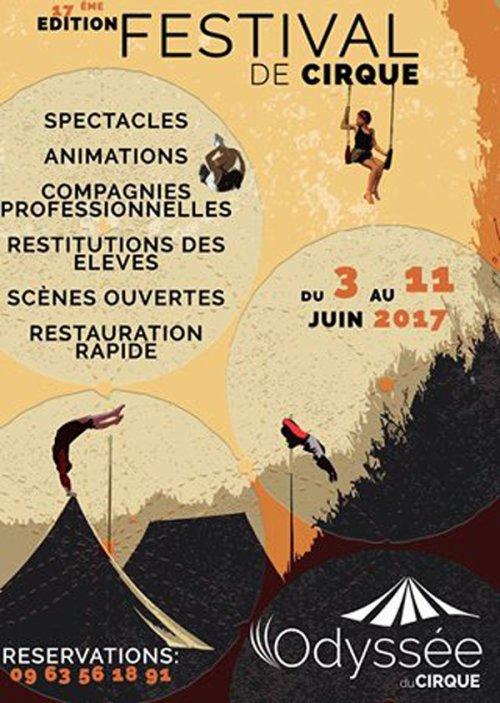 17ème FESTIVAL DU CIRQUE DE BAVILLIERS (90)