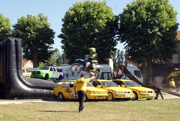 LE MOTOR SHOW CASCADEURS À SEURRE (21) 05