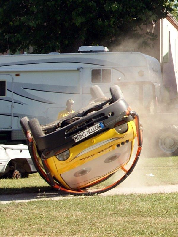 LE MOTOR SHOW CASCADEURS À SEURRE (21) 06