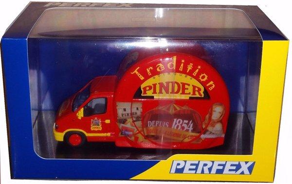 "RENAULT MASTER ""PINDER"" ""TRADITION"" 1997"