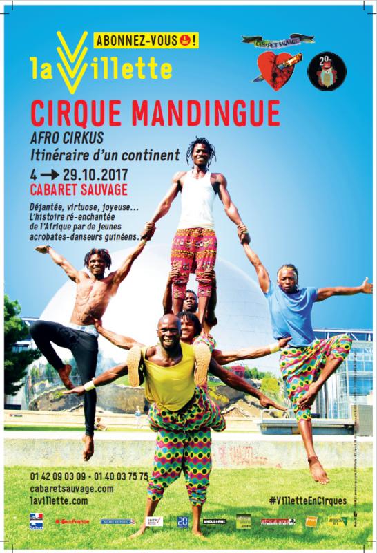 CIRQUE MANDINGUE