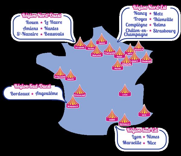 GRANDS CIRQUES DE NOËL