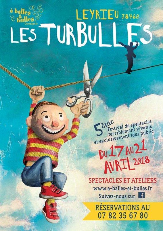 5ème ÉDITION DES TURBULES