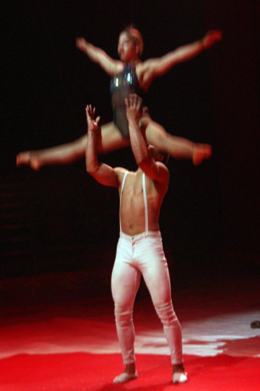 CIRQUE DE SAINT PÉTERSBOURG : LE SPECTACLE  (24)