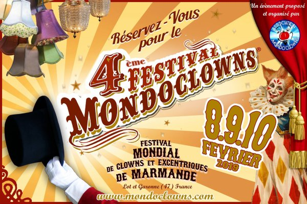 FESTIVAL MONDOCLOWNS 2019