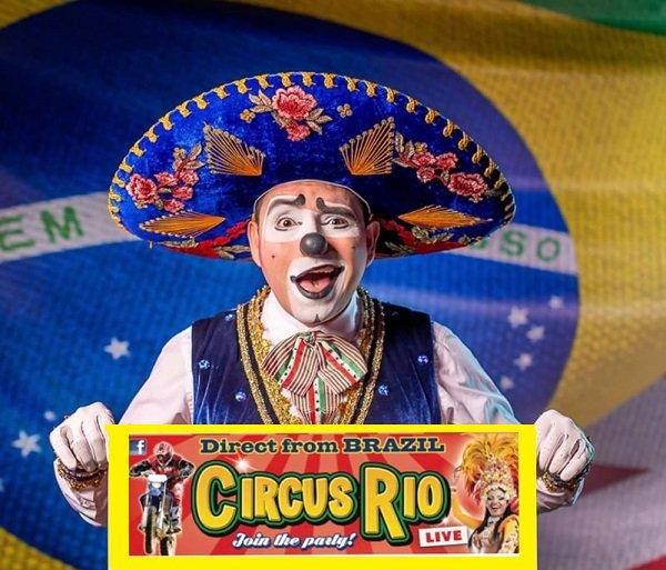 ACCIDENT AU CIRCUS RIO EN AUSTRALIE