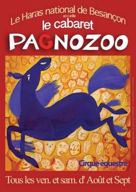 CABARET EQUESTRE PAGNOZOO