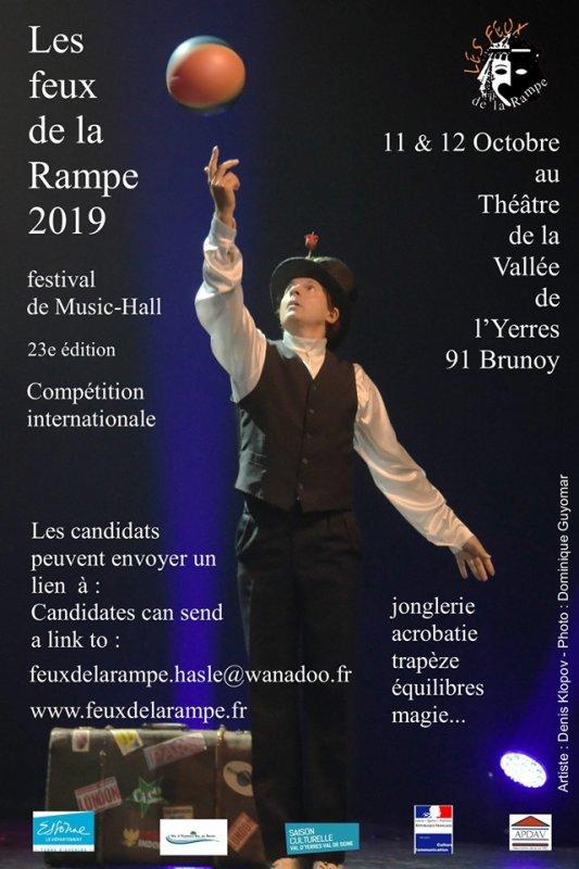 LES FEUX DE LA RAMPE 2019
