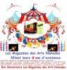 BON ANNIVERSAIRE AUX MAGAZINES DES ARTS NOMADES.