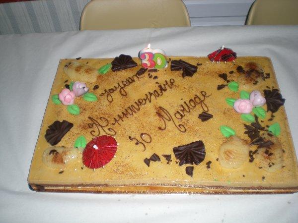 gateaux d'anniversaire de yannick et jean michel - sophie-love80